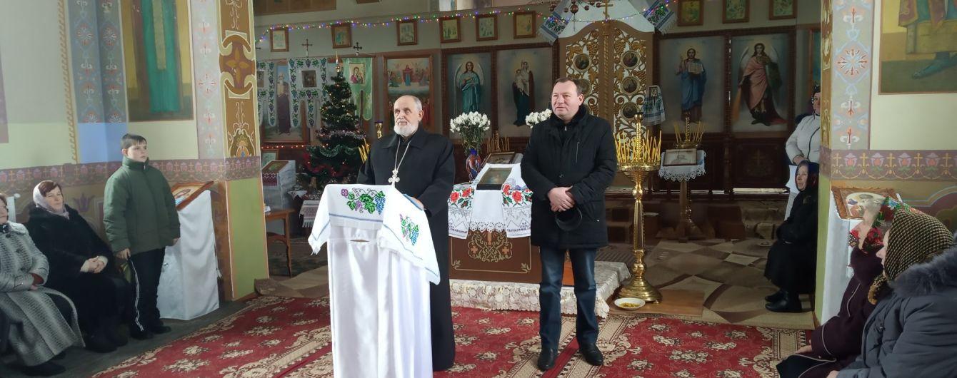 На Хмельнитчине две религиозные общины присоединились к ПЦУ