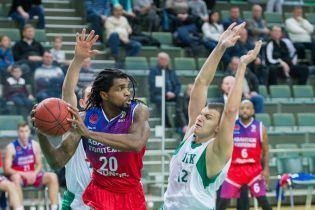 Американский новичок стал самым ценным игроком декабря баскетбольной Суперлиги Украины