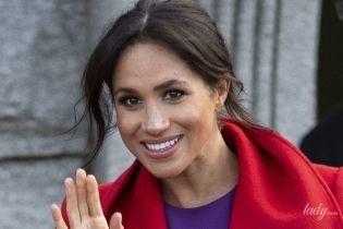 Несподіване зізнання: герцогиня Сассекська Меган розповіла, коли народить дитину