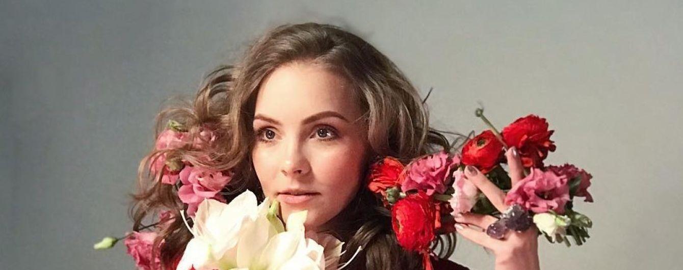 Алена Шоптенко снялась в первой фотосессии после рождения сына