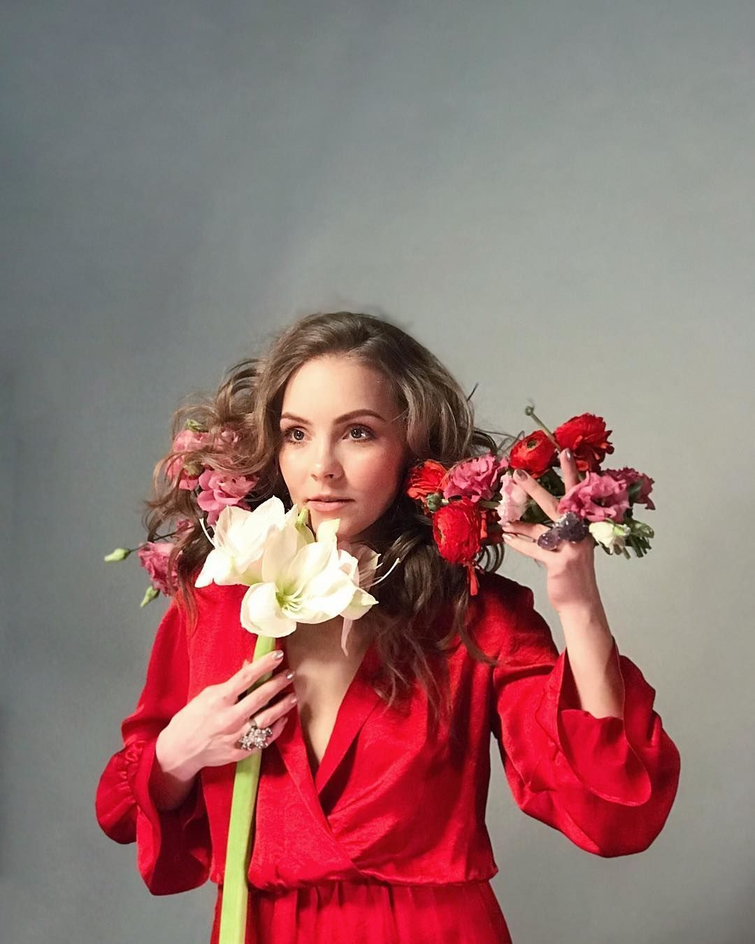 Олена Шоптенко знялася у романтичній фотосесії  (фото)