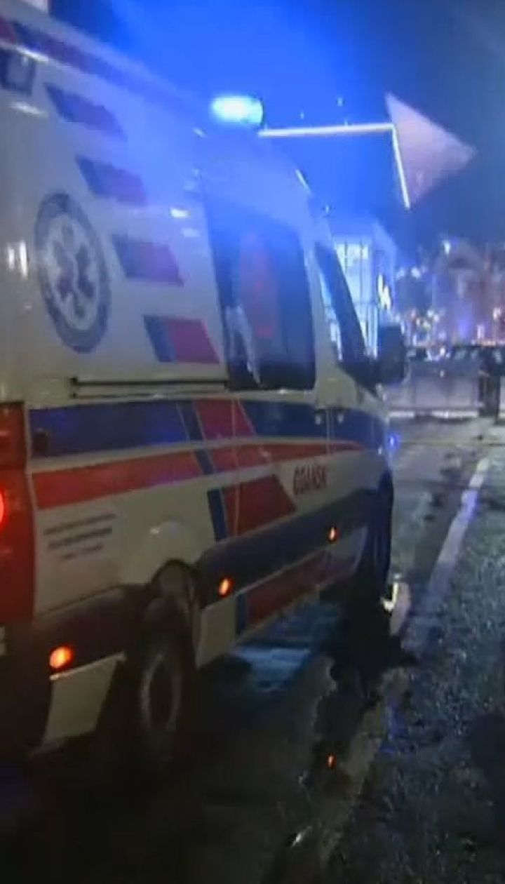 Мэр Гданьска умер в больнице после нападения