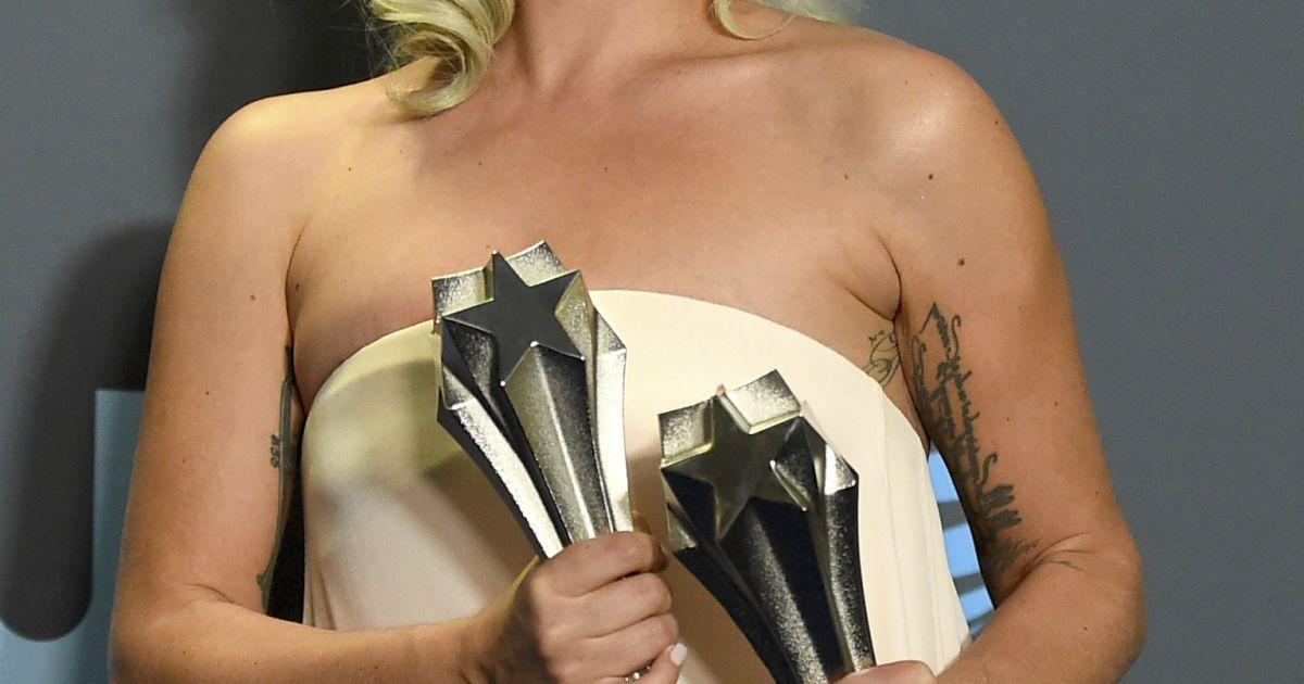 Леді Гага @ Associated Press