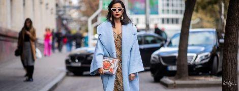 Длинное пальто – комфорт и элегантность
