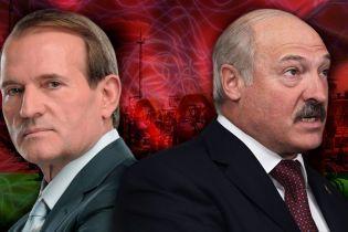 Зачем Лукашенко встречался с Медведчуком?