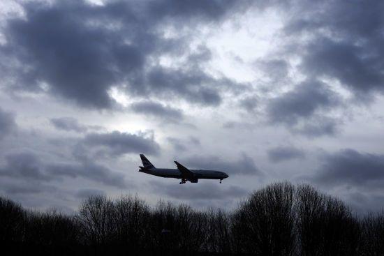 З'явилося відео з салону захопленого у Росії літака