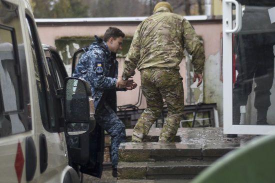 Всім полоненим українським морякам в РФ призначили психіатричну експертизу