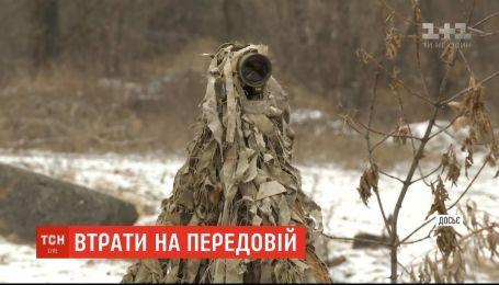 Один украинский воин погиб, двое получили ранения на передовой