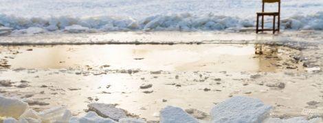 Водохреще: правила купання в ополонці