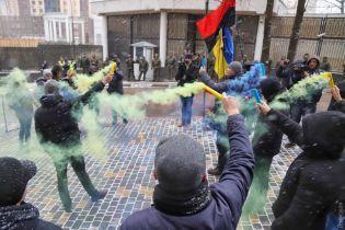 В Одессе правоохранители прервали акцию в поддержку пленных в РФ моряков, есть задержанные активисты