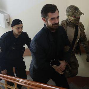 Суд в Москве продлил арест всех пленных украинских моряков