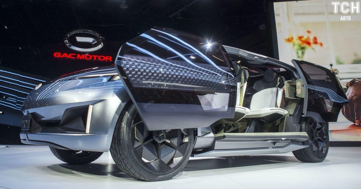 Дизайнер Ferrari помог китайцам создать электрокар будущего