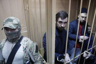 Трьох поранених біля Керченської протоки українських моряків перевели із медчастини до СІЗО – активістка