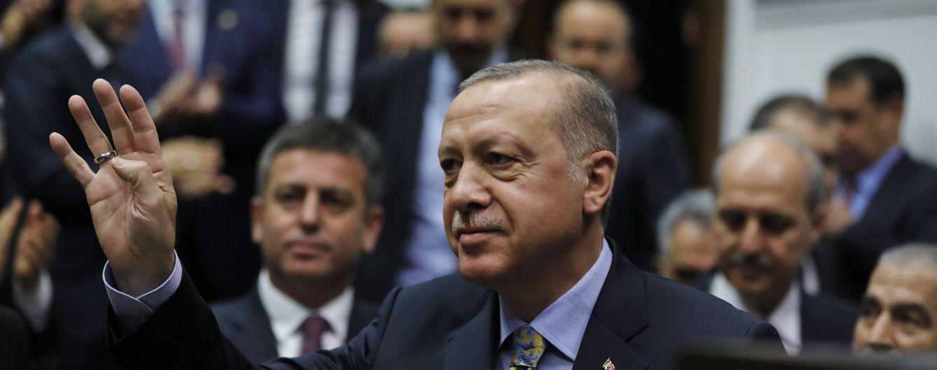 Эрдоган ответил на угрозы США в случае покупки Турцией российских ЗРК