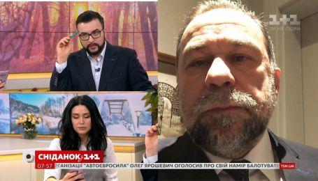 Сильный, динамичный и открытый человек - консул-руководитель Консульства Украины о Павеле Адамовиче