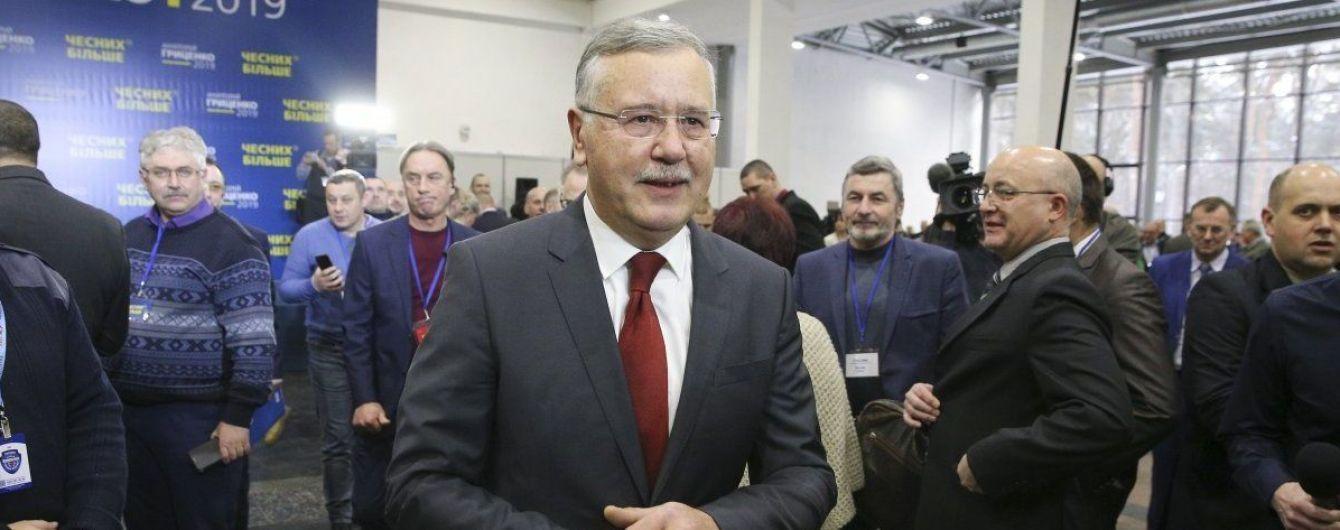 Верховный суд удовлетворил иск Гриценко к ЦИК