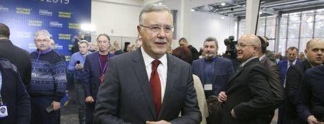 Гриценко повідомив, про що його розпитували слідчі СБУ