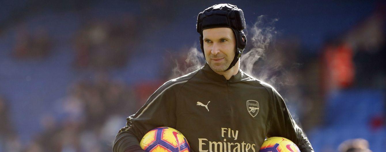 """Легендарний воротар """"Челсі"""" оголосив про завершення кар'єри"""