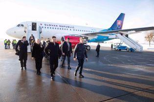 Цьогорічний керівник ОБСЄ приїхав до Києва з першим візитом на цій посаді