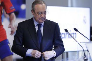 """Президент """"Реала"""" пригрозив залишити Федерацію футболу Іспанії через суддівство"""