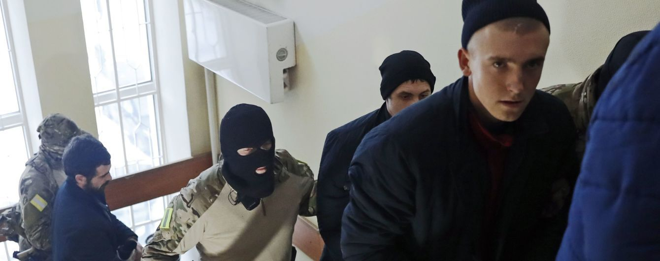 В России провели психиатрические экспертизы 20 пленным украинским морякам