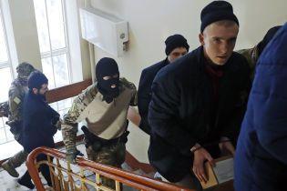 Євросоюз чекає, що Росія звільнить захоплених у полон українських моряків