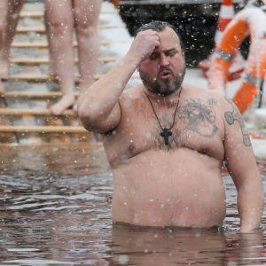 Погода на Водохреще: синоптики прогнозують морози, але без снігу