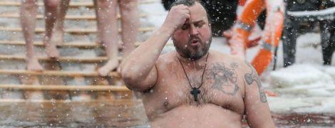Киевлянам рассказали, в каких местах можно будет купаться на Крещение. Интерактивная карта