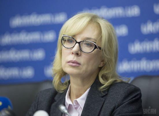 Денісова переконана, що доступ лікарів до Гриба і Вишинського має бути одночасним