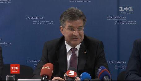 Кто агрессор: новый председатель ОБСЕ не назвал Россию стороной конфликта на Донбассе