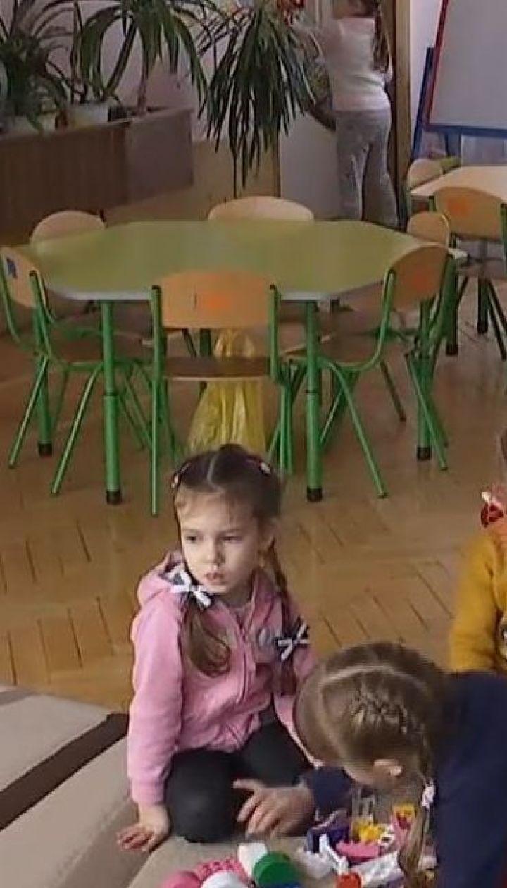 Право на садик: детей киевлян будут брать в столичные детсады в первую очередь