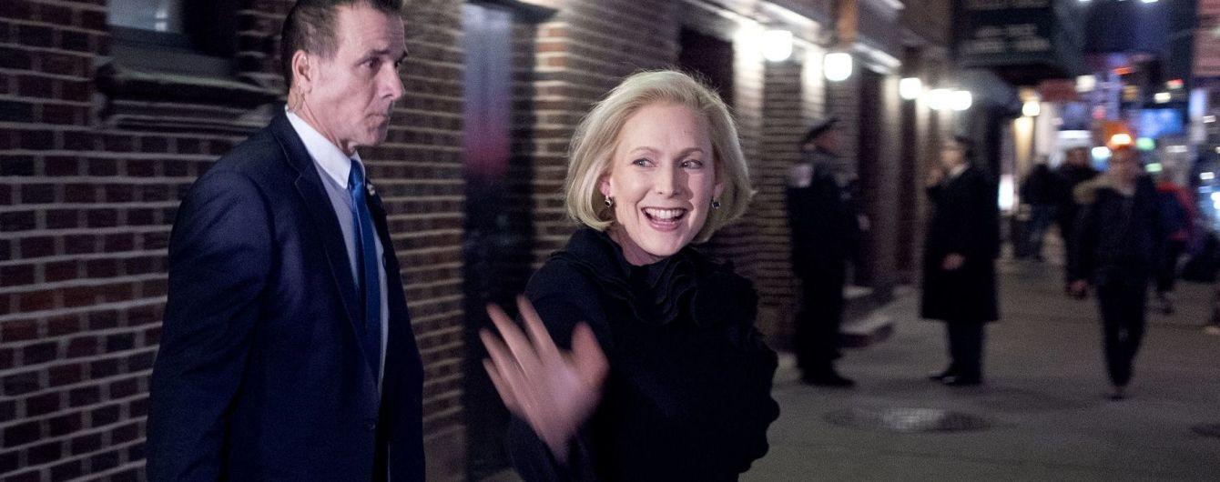 Сенатор-демократ від Нью-Йорка хоче балотуватися в президенти США