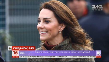 Кейт Міддлтон не змогла відповісти на запитання школярки про королеву