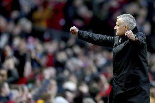 """Моурінью знайшов нову роботу після звільнення з """"Манчестер Юнайтед"""""""