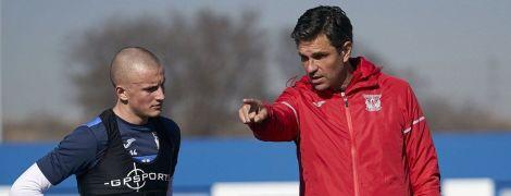 """Тренер """"Леганеса"""" рассчитывает на Кравца в матче с """"Реалом"""""""