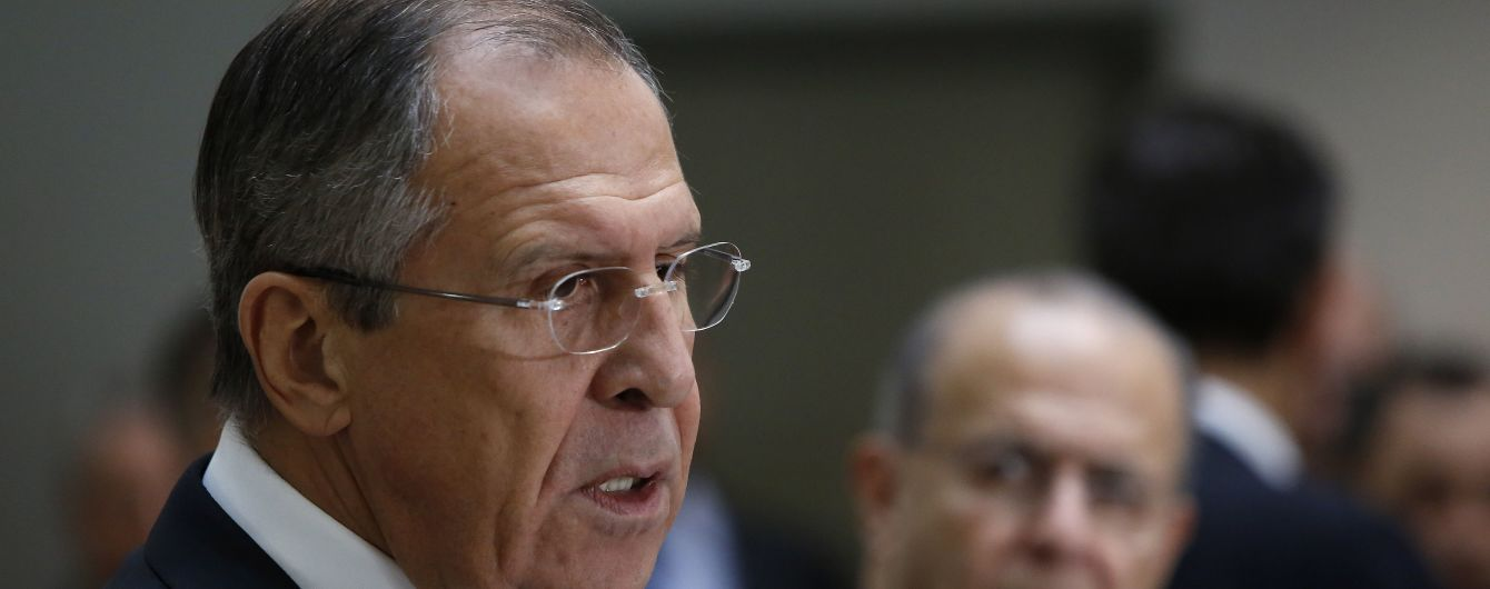 Лавров обвинил Украину в подготовке провокаций в Керченском проливе с привлечением НАТО