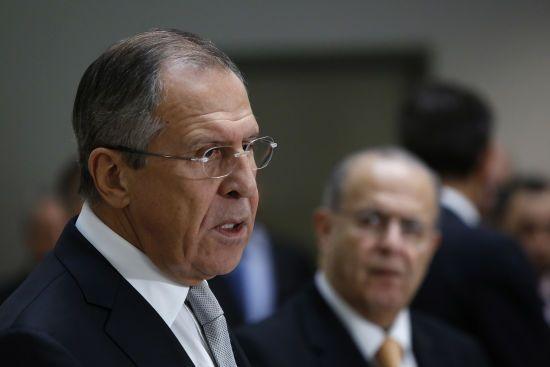 Лавров звинуватив Україну в підготовці провокацій у Керченській протоці із залученням НАТО