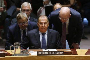 """Лавров заявил, что Россию не интересует идея обмена руководителя """"РИА Новости-Украина"""""""