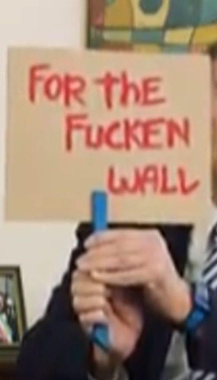 Трамп требует построить огромный мур на границе с Мексикой
