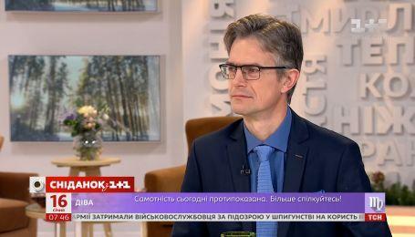 Отто Стойка советует украинцам есть больше фруктов и овощей