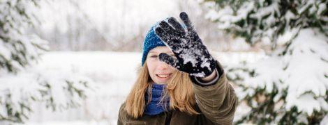 Погода на понеділок: синоптики обіцяють сніг та мороз