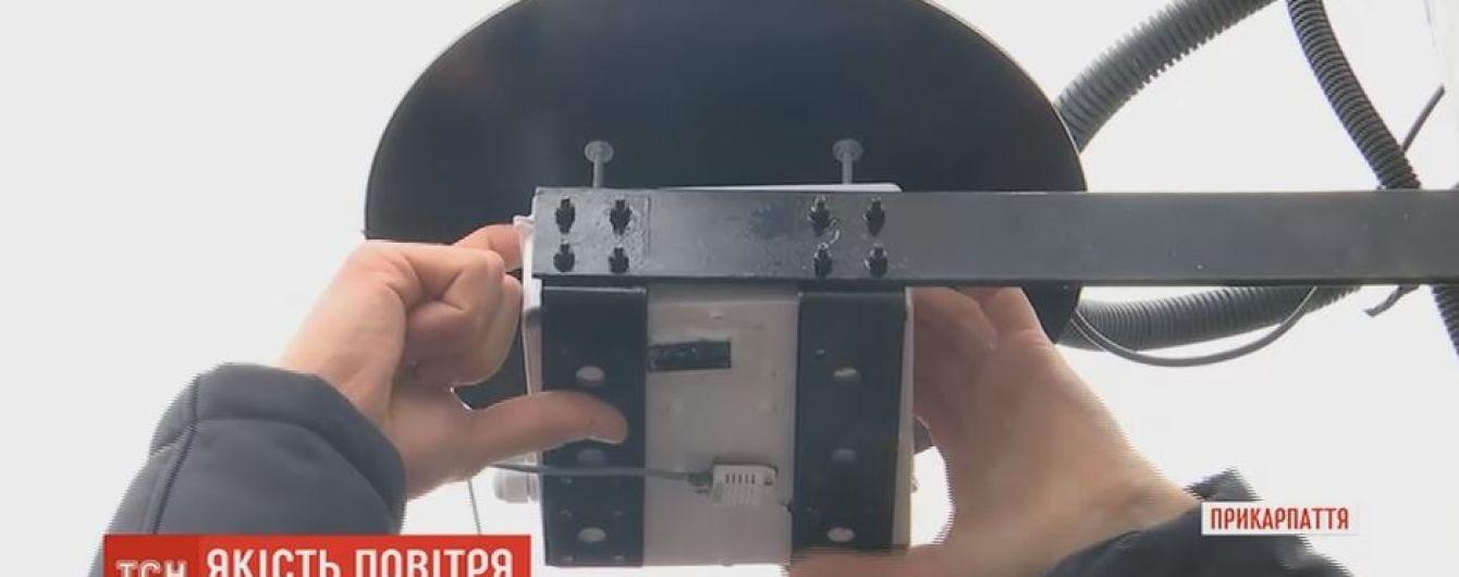 Пятеро подростков в Ивано-Франковске создали новейший прибор мониторинга качества воздуха
