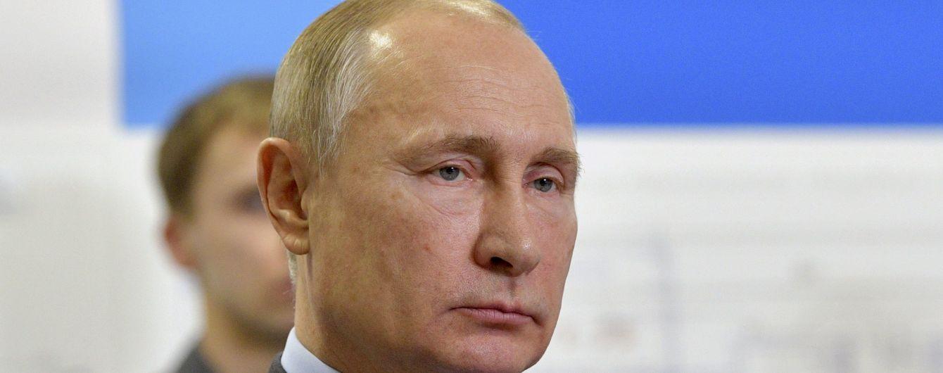 """Путин рассказал о создании новейшей гиперзвуковой ракеты """"Циркон"""""""