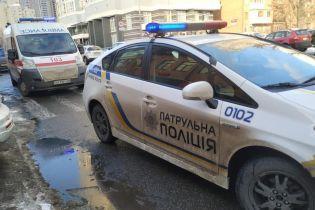 В центре Киева водитель Skoda сбил женщину и скрылся