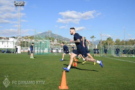 """""""Динамо"""" назвало суперників по другому тренувальному збору"""