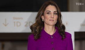 Кейт Міддлтон приголомшила яскравістю образу під час візиту до Королівського театру