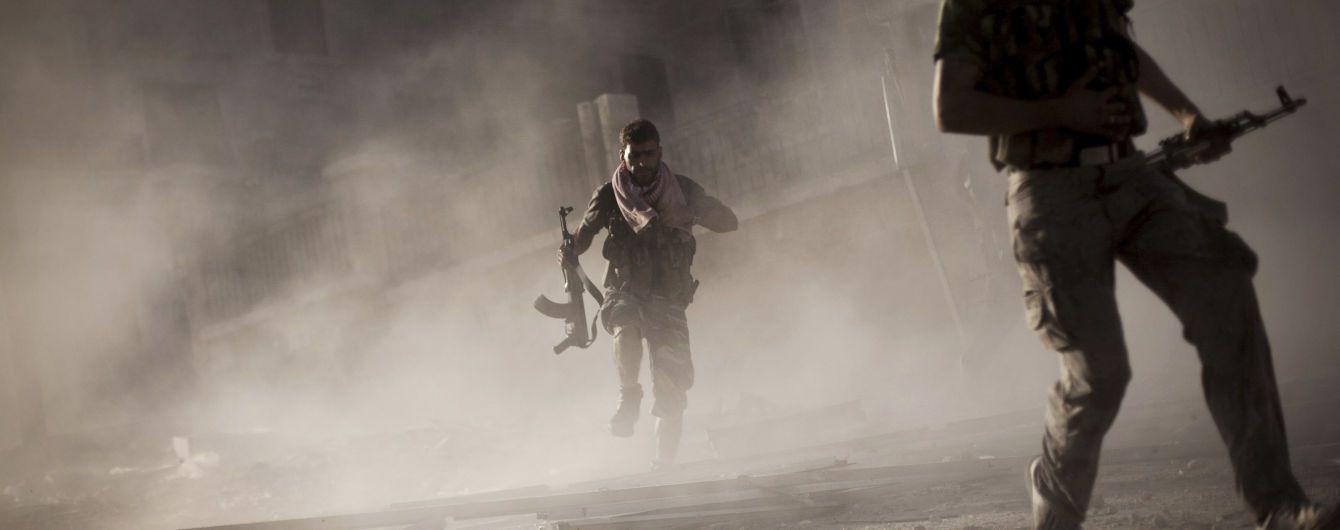 "В Сирии началась ""последняя битва"" против ""Исламского государства"""