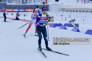 Биатлон. Стали известны составы сборной Украины на первые гонки в Рупольдинге