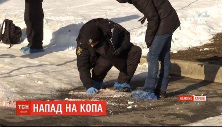 Невідомі у балаклавах стріляли у офіцера департаменту карного розшуку
