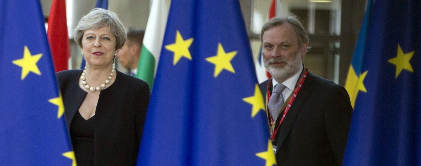 Мэй предложит парламенту улучшенное соглашение о Brexit